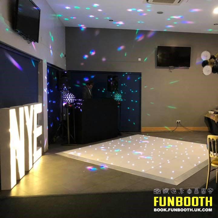 events and venue decor
